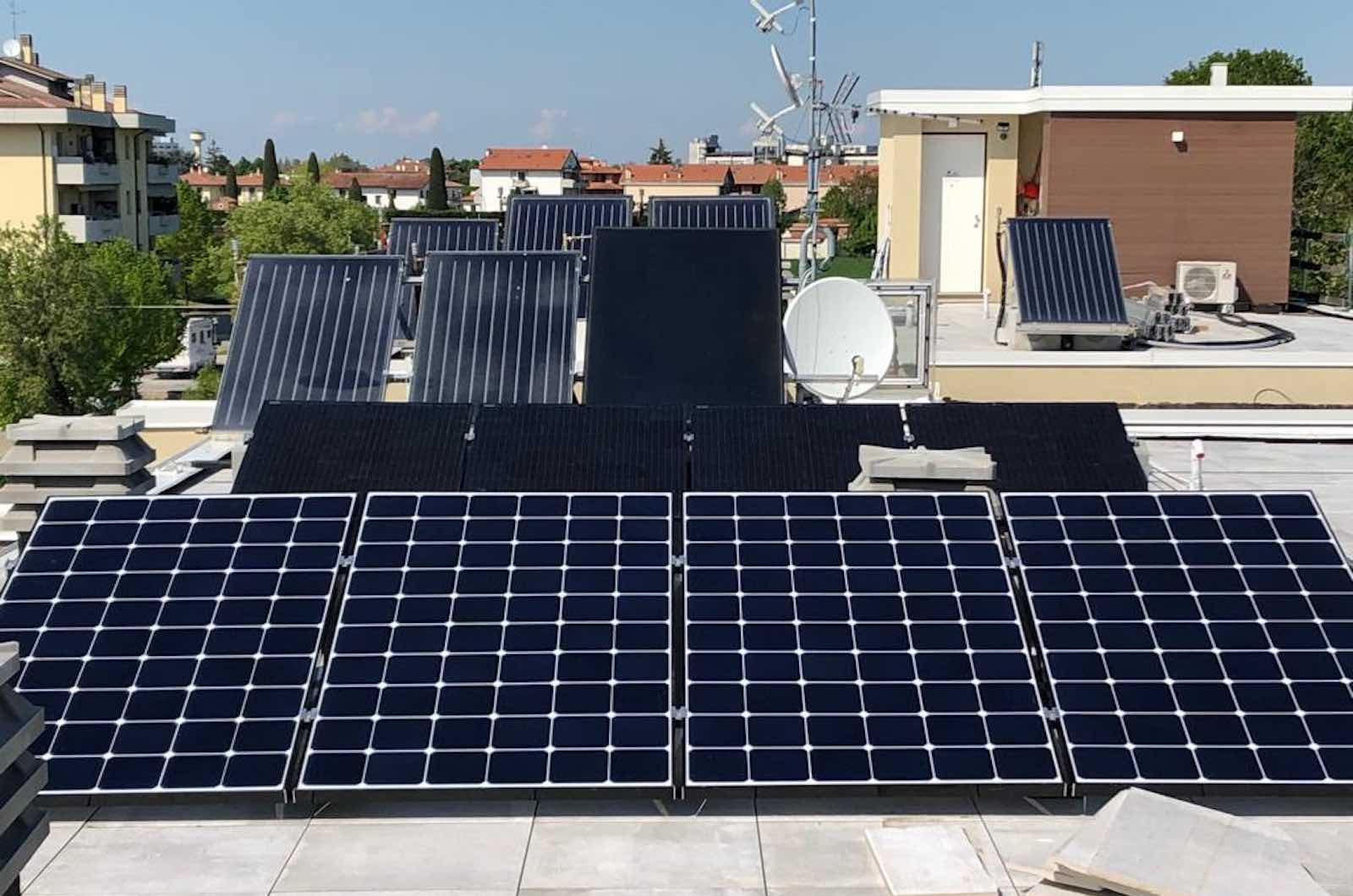 Three Photovoltaic Power Stations In Emilia Romagna