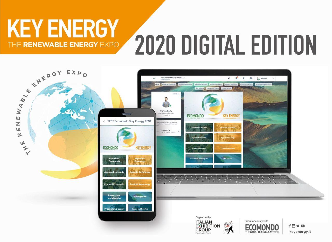 Key Energy, Cancellata L'edizione In Presenza: La Fiera Si Sposta Sul Digitale